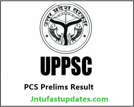 UPPSC Pcs Prelims Result
