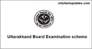 UBSE Intermediate Time table 2018 – Uttarakhand Board 12th Class Exam Scheme