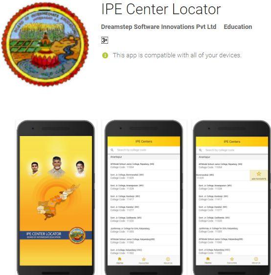 IPE Center Locator