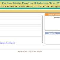 PSTET Admit Card 2018 Download