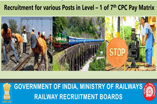 RRB Group D Recruitment-2018
