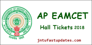 AP EAMCET Hall Ticket 2018 Download – Andhra Pradesh EAMCET Admit Card @ sche.ap.gov.in