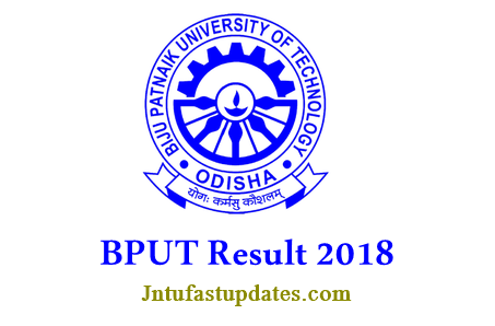 BPUT Results 2017-18