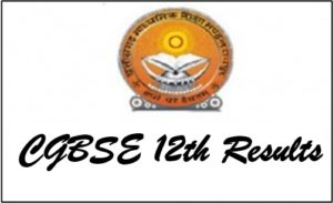 CGBSE 12th Result 2018 Declared – CG Board Results Name Wise With Marks @ www.cgbse.net