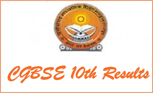 CGBSE-10th-Result-2018
