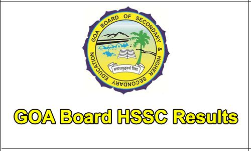 Goa-HSSC-Results-2018