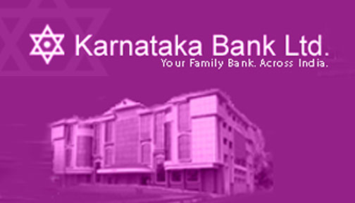 Karnataka Bank PO Recruitment 2018