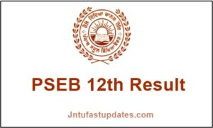 PSEB 12th Result 2018 – Punjab Board Class 12th (+2) Topper Merit List @ indiaresults.com