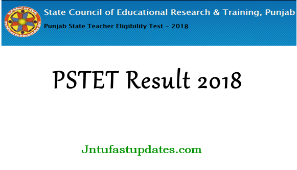 PSTET Result 2018