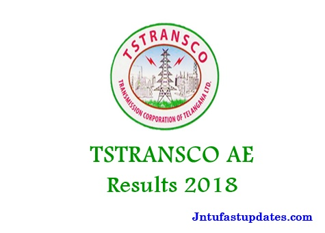 TSTRANSCO AE Results 2018