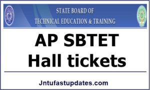 AP SBTET Diploma Hall Tickets 2018 Download C16, C14, C09 & ER-91 @ sbtetap.gov.in