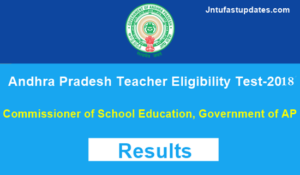 APTET 2018 Results For Paper 1, 2A, 2B Released – AP TET Result, Cut off Marks & Merit list @ aptet.apcfss.in