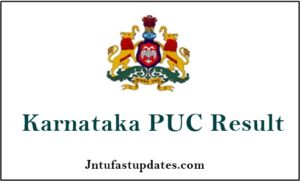 Karnataka PUC Result 2018 Released – 2nd PUC Results KSEEB 12th Class Marks List Name Wise @ karresults.nic.in, Pue.kar.nic.in
