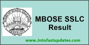 MBOSE SSLC Result 2018 – Meghalaya 10th Results, Merit list @ indiaresults.com