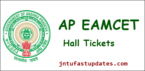 AP EAMCET Hall Tickets 2019 (Released) - Download EAMCET Admit Card