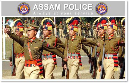 Assam Constable Recruitment 2018