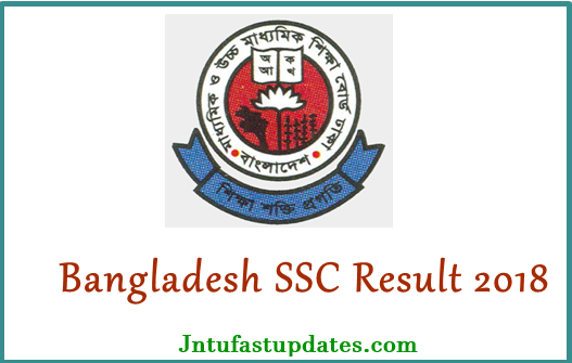 Bangladesh SSC Results 2018