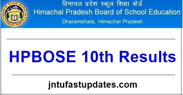 HPBOSE-10th-Result-2018