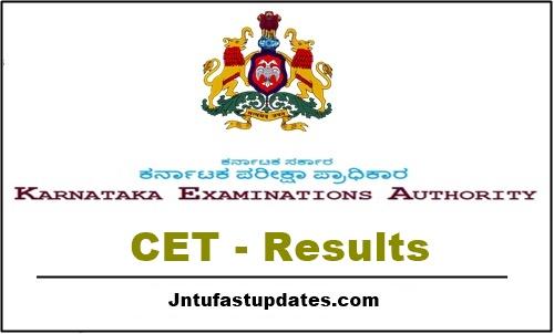 Kcet-result-2018