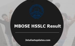 MBOSE HSSLC Result 2018 – Meghalaya 12th Science, Commerce, Arts Results @ mbose.in