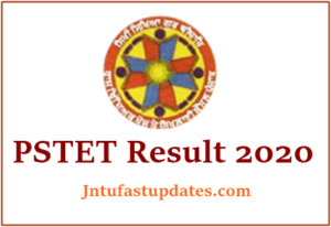 PSTET Result 2020