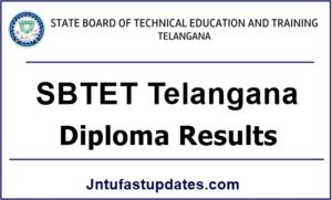 TS SBTET Diploma Advanced Supply Results Aug 2018 Released – C14, C09 Result @ Manabadi, Vidyavision