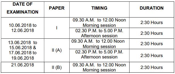 Ap Tet 2018 Exam Dates Timing For Paper 1 Paper 2 Aptet Apcfss In