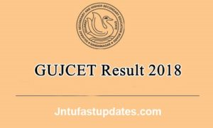GUJCET Results 2018 Released – Download Merit List, Cutoff Marks, Ranks @ gujcet.gseb.org