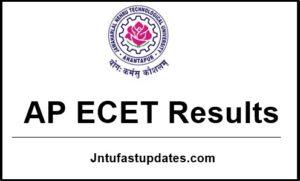 AP ECET Results 2018 Declared – Manabadi ECET Rank Card Download @ sche.ap.gov.in
