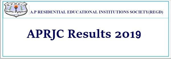 APRJC Results 2019