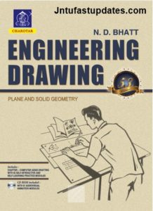 Engineering Drawing Textbook By ND Bhatt PDF – 53rd Edition 2016