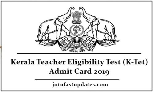 Kerala-TET-Admit-Card-2019