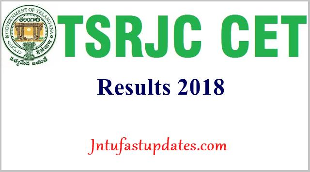TSRJC Result 2018