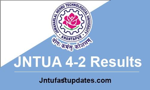 jntua 4-2 results 2019