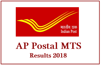 AP Postal Circle MTS Result 2018