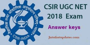 CSIR UGC NET Answer Key 2018 Download Available For 17th June Question Papers, Cutoff Marks
