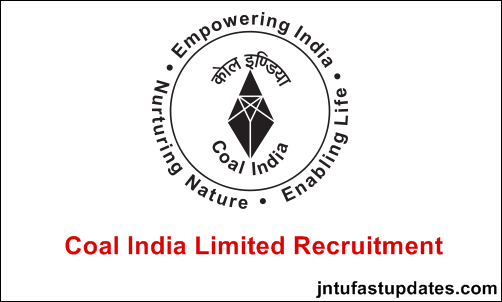 Coal India Limited (CIL) Recruitment