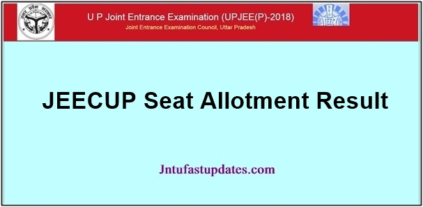 JEECUP-3rd-round-seat-allotment-2018