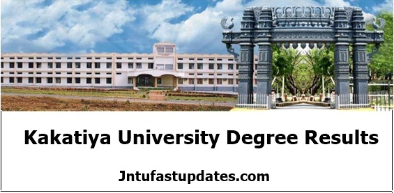 Kakatiya-University-Degree-results-2018