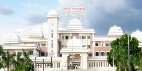Periyar University Result 2018
