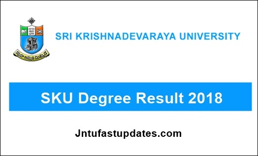 SKU Degree Results 2018