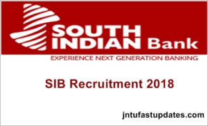 South Indian Bank PO Recruitment 2018 – Apply Online for 100 Probationary Officers Posts