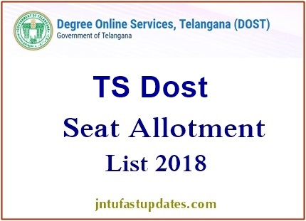 TS-DOST-Degree-Allotment-Results-2018