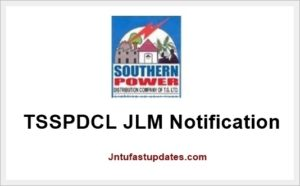 TSSPDCL-JLM-notification-2019