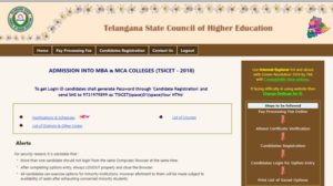 TS ICET Final Seat Allotment Results 2018 College Wise Released – Download Telangana ICET Allotment Order @ tsicet.nic.in