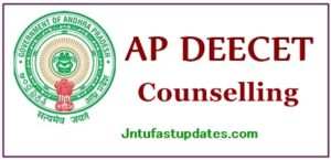AP DEECET 2nd Counselling Schedule 2018 – DIETCET Results, Merit List/Rank Card @ apdeecet.apcfss.in