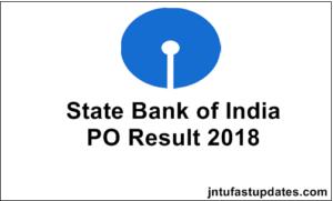 SBI PO Prelims Result 2018 (Released) – Download Score Card, Cutoff Marks @ sbi.co.in