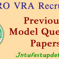 TSPSC VRO VRA Previous Question Papers