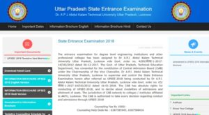 UPSEE Third Round Seat Allotment Results2018 List Released – UPTU/ AKTU 3rd Seat Allocation @ upsee.nic.in