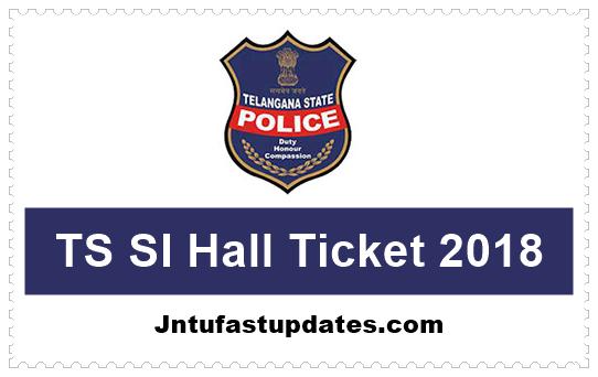 tslprb-si-hall-ticket-2018